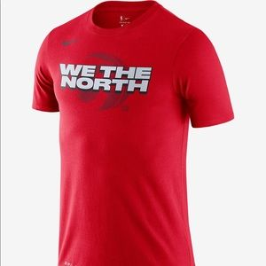 Nike Dri-Fit Toronto Raptors We The North T-Shirt